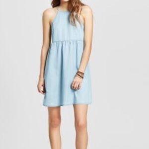 Mossimo halter neckline dress